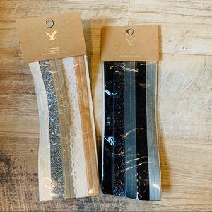 🆕🌟American Eagle | Bundle of 2 Headband Packs
